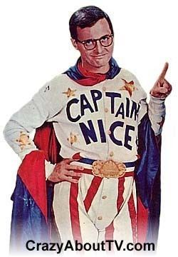 Captain Nice Captain Nice TV Show