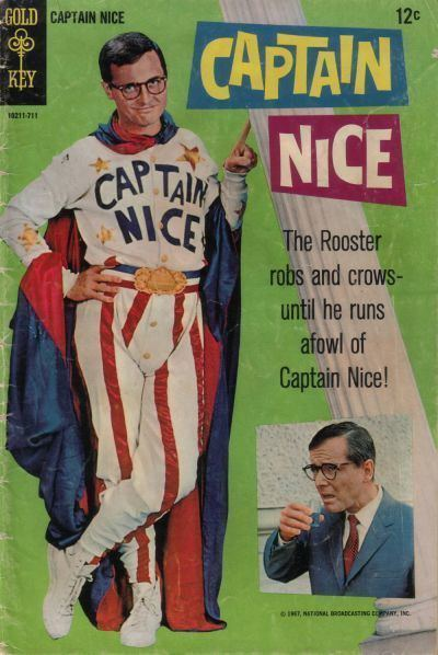 Captain Nice Captain Nice 1967 Values amp Price Guide GoCollectcom