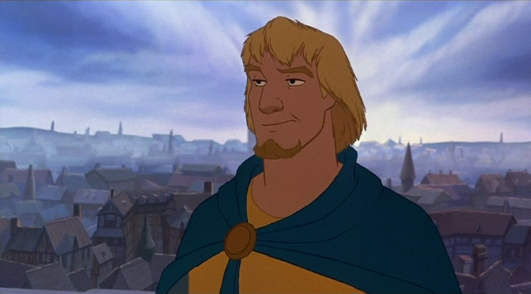 Captain Phoebus Let39s get Superficial The looks of Phoebus Disney Hunchback of