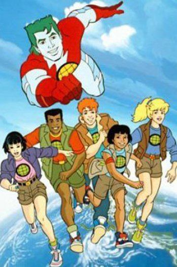 Captain Planet and the Planeteers Captain Planet and the Planeteers39 Movie in the Works From Sony