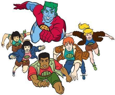 Captain Planet and the Planeteers Boomerang Plans 14Hour Captain Planet Marathon on Earth Day