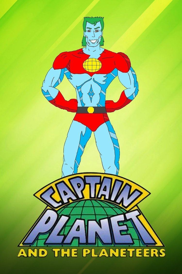 Captain Planet and the Planeteers wwwgstaticcomtvthumbtvbanners348595p348595