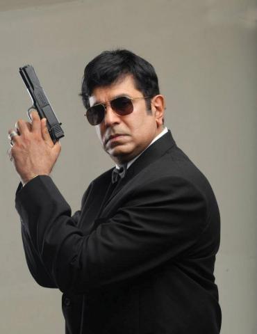 Captain Raju Captain Raju Malayalam Film Actor Stills Photos 2