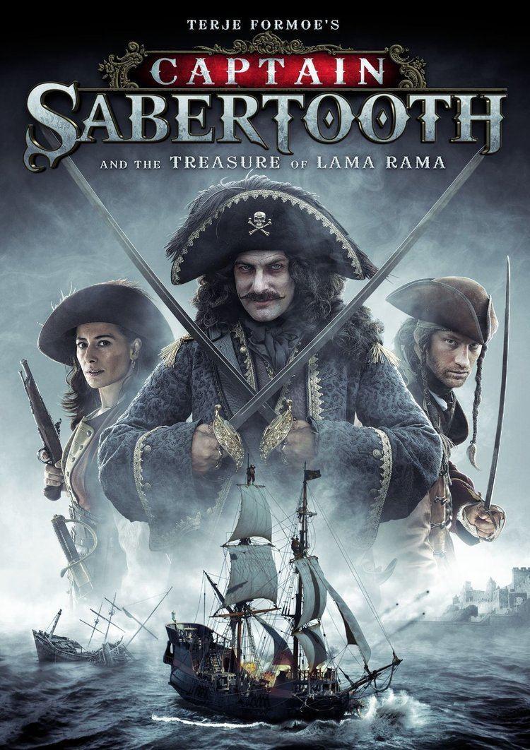 Captain Sabertooth ThaiDVD Movies Games Music Value