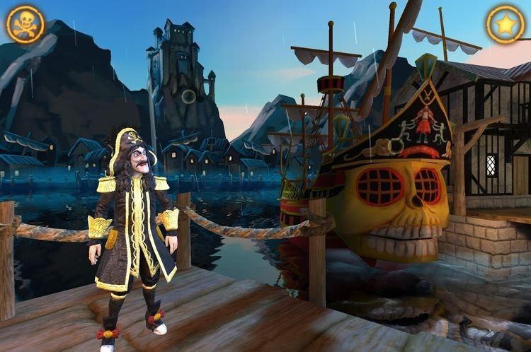 Captain Sabertooth Captain Sabertooth