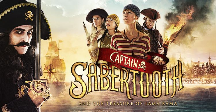 Captain Sabertooth 3rdstrikecom Captain Sabertooth and the Treasure of Lama Rama