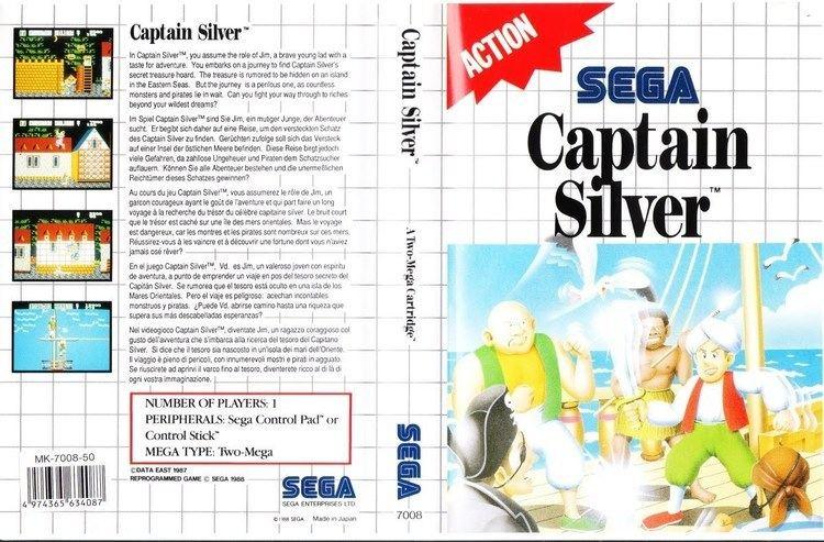 Captain Silver Captain Silver Sega Master System 1988 YouTube