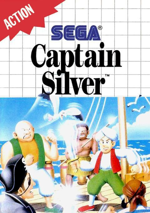 Captain Silver Captain Silver Japan Europe ROM lt SMS ROMs Emuparadise