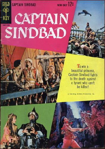 Captain Sindbad A Movie Review by Dan Stumpf CAPTAIN SINDBAD 1963