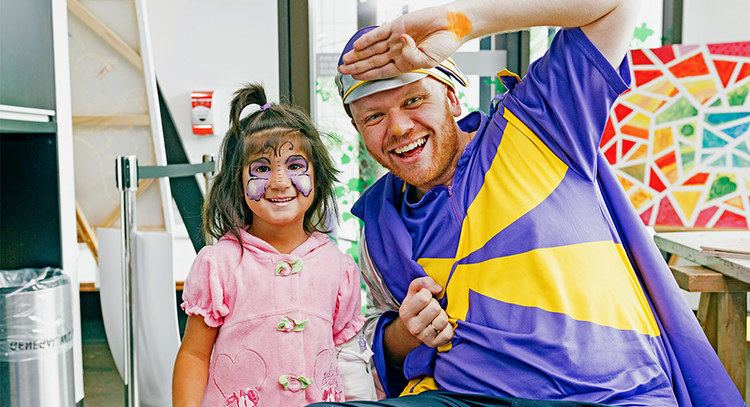 Captain Starlight Captain Starlight How We Help Sick Kids