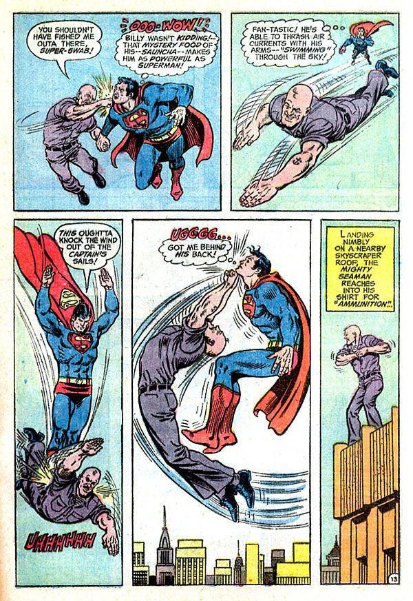 Captain Strong Bizarro Back Issues The Strange Saga Of Captain Strong