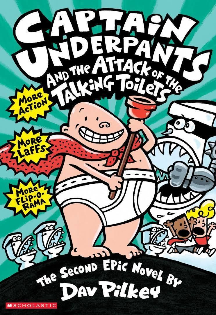 Captain Underpants and the Attack of the Talking Toilets t3gstaticcomimagesqtbnANd9GcTJib5vymBRXEYNs