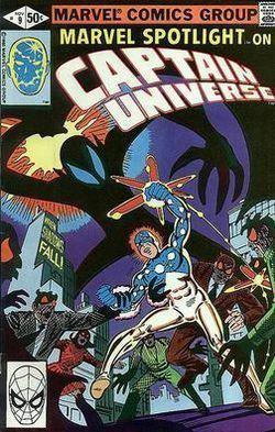 Captain Universe Captain Universe Wikipedia