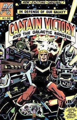 Captain Victory and the Galactic Rangers httpsuploadwikimediaorgwikipediaenthumb9