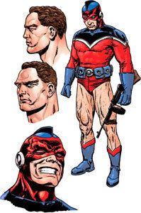 Captain Wonder (Timely Comics) httpsuploadwikimediaorgwikipediaenff1Cap