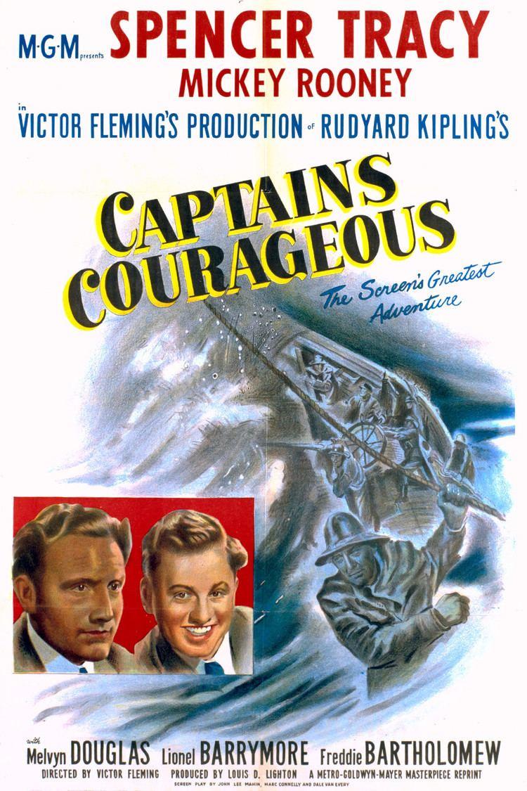 Captains Courageous (1937 film) wwwgstaticcomtvthumbmovieposters3495p3495p