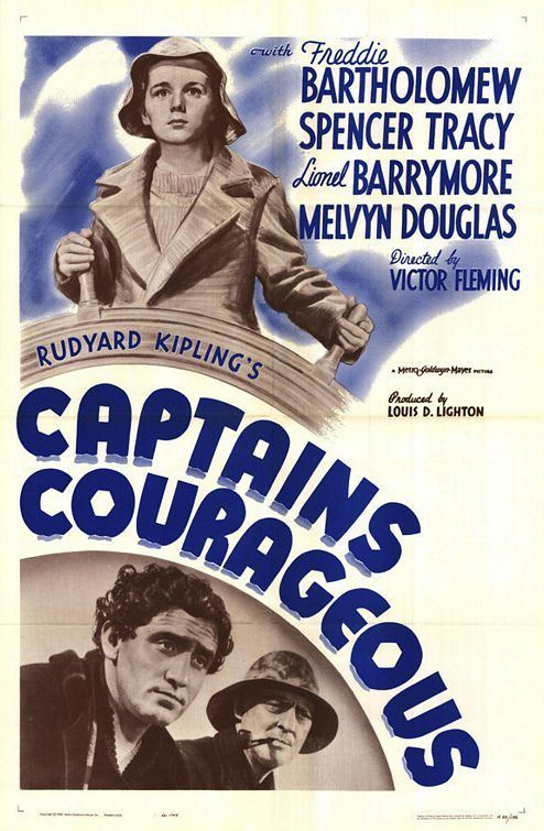 Captains Courageous (1937 film) Captains Courageous 1937 Find your film movie recommendation