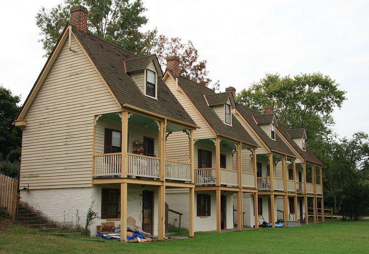 Captain's Houses