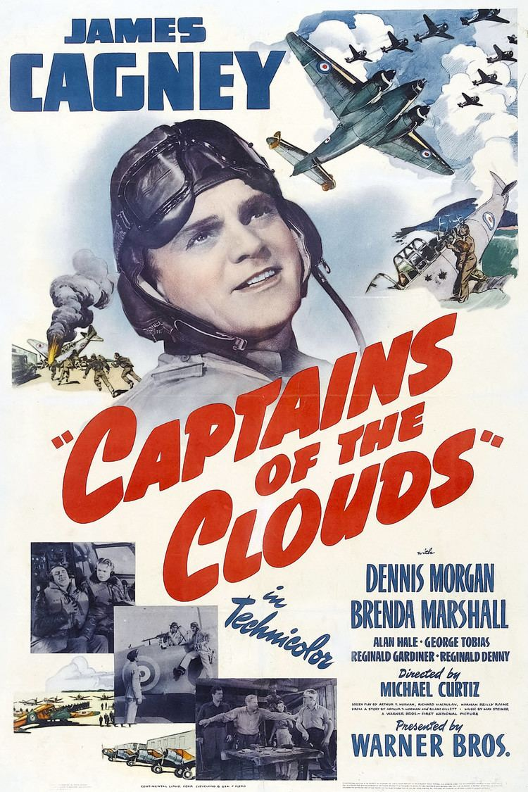 Captains of the Clouds wwwgstaticcomtvthumbmovieposters649p649pv