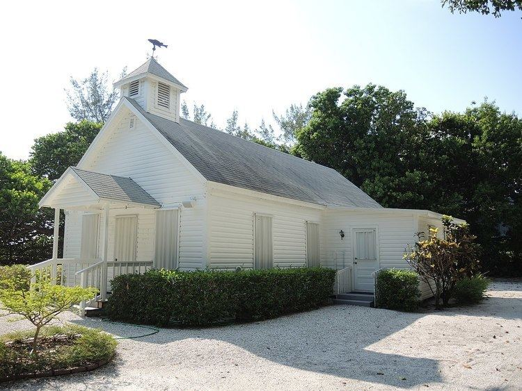 Captiva School and Chapel-by-the-Sea Historic District