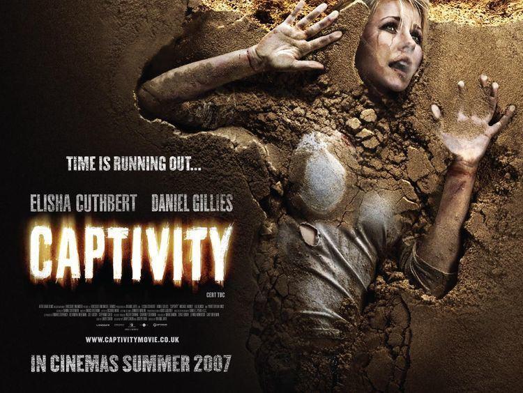 Captivity (film) Captivity 4 of 5 Extra Large Movie Poster Image IMP Awards