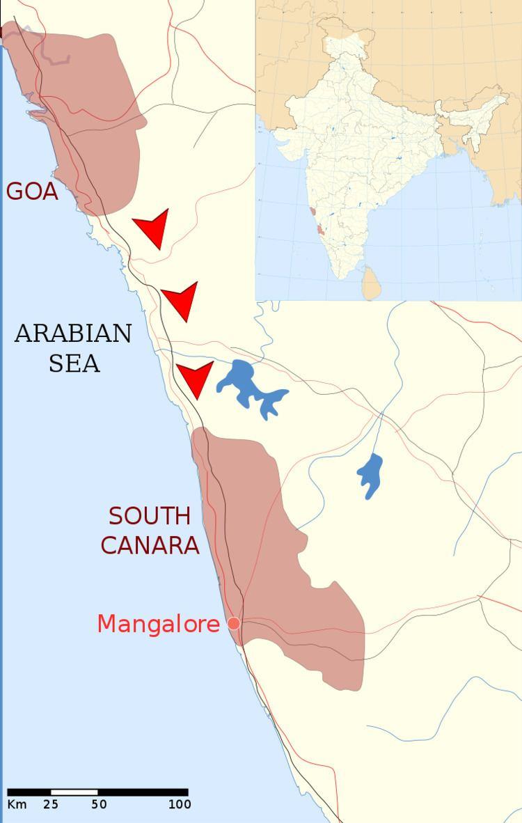 Captivity of Mangalorean Catholics at Seringapatam