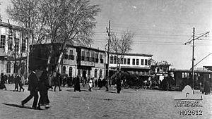 Capture of Damascus (1918) httpsuploadwikimediaorgwikipediacommonsthu