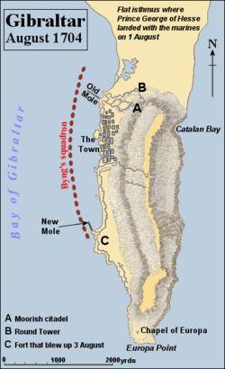 Capture of Gibraltar httpsuploadwikimediaorgwikipediacommonsthu