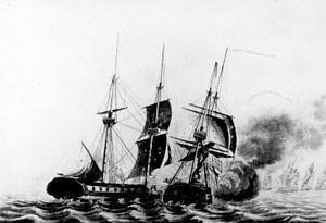 Capture of HMS Frolic httpsuploadwikimediaorgwikipediacommonsthu