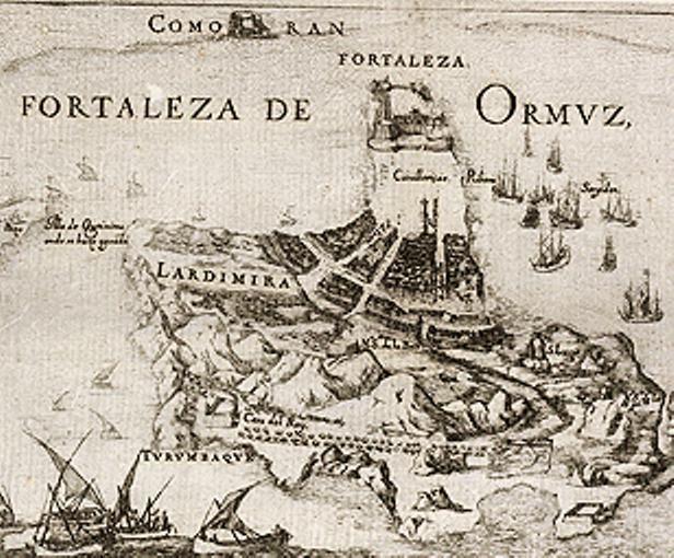 Capture of Ormuz (1507)