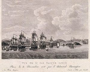 Capture of St. Lucia httpsuploadwikimediaorgwikipediacommonsthu