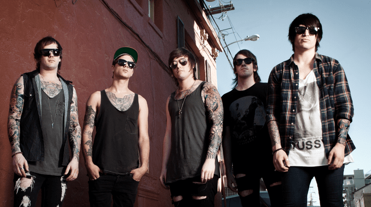 Capture the Crown OurStage Magazine Capture The Crown Part Ways With Sumerian Records