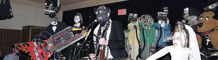 Captured! by Robots Captured by Robots The Weirdest Band in the World