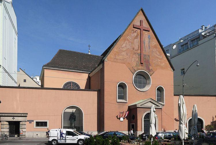 Capuchin Church, Vienna