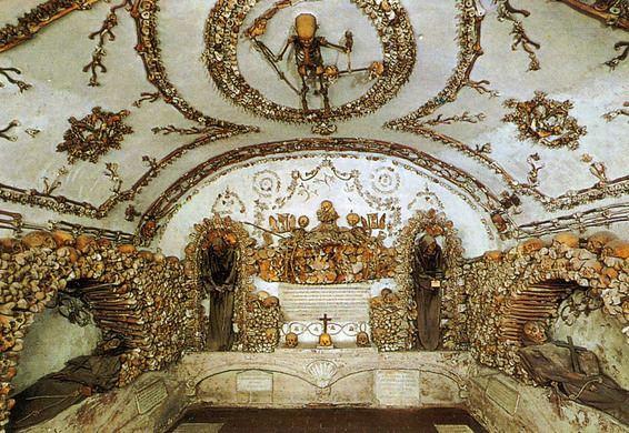 Capuchin Crypt Santa Maria della Concezione Crypts Rome Italy Atlas Obscura