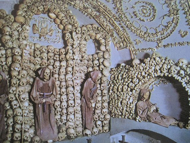 Capuchin Crypt The Capuchin Crypt A Monument of Human Bones and Corpses in Rome