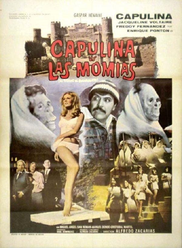 Capulina contra las momias Capulina contra las momias El terror de Guanajuato 1973 IMDb