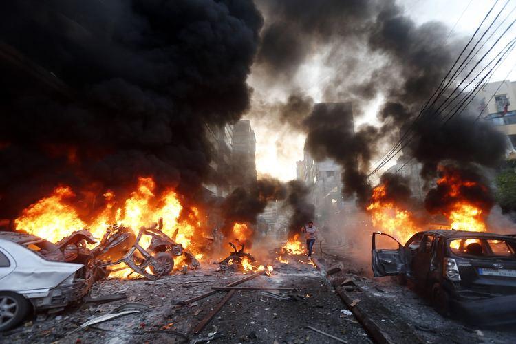 Car bomb Car Bomb FT Photo Diary