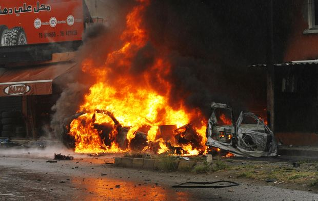 Car bomb Palestinian camp official killed in car bomb attack in Lebanon39s