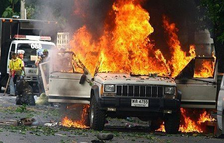 Car bomb QampA What Injuries Can Occur With a Car Bomb The Crime Fiction