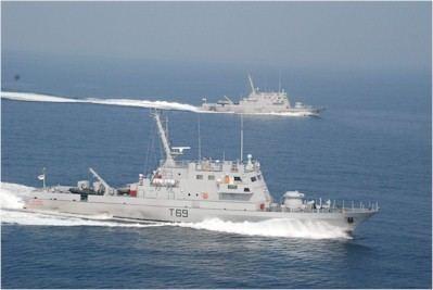 Car Nicobar-class patrol vessel