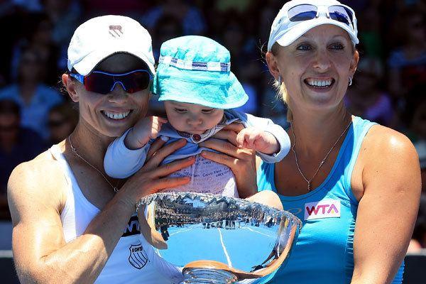 Cara Black Cara Blacks Happy Return To WTA WTA Tennis