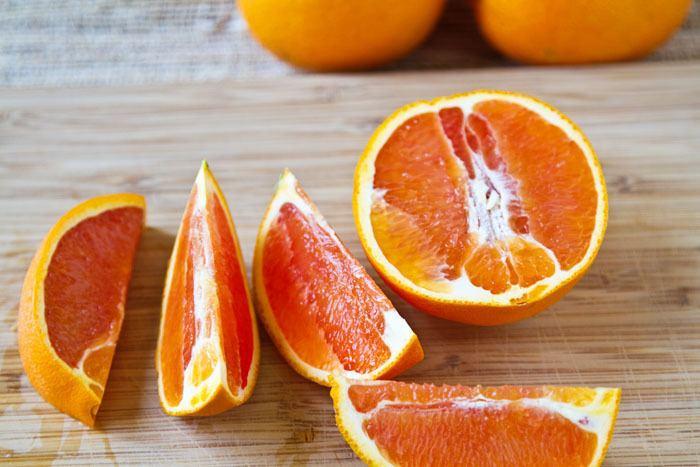 Cara cara navel Cara Cara Orange amp Blueberry Greek Yogurt Parfait Recipe La Fuji Mama