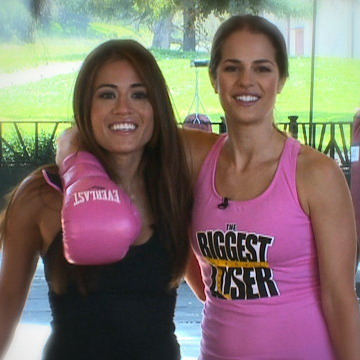 Cara Castronuova Boxing Workout From Cara Castronuova of The Biggest Loser POPSUGAR