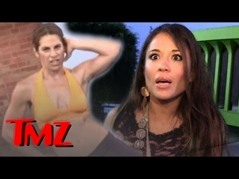 Cara Castronuova Biggest Loser Trainer Cara Castronuova SLAMS Jillian Michaels TMZ