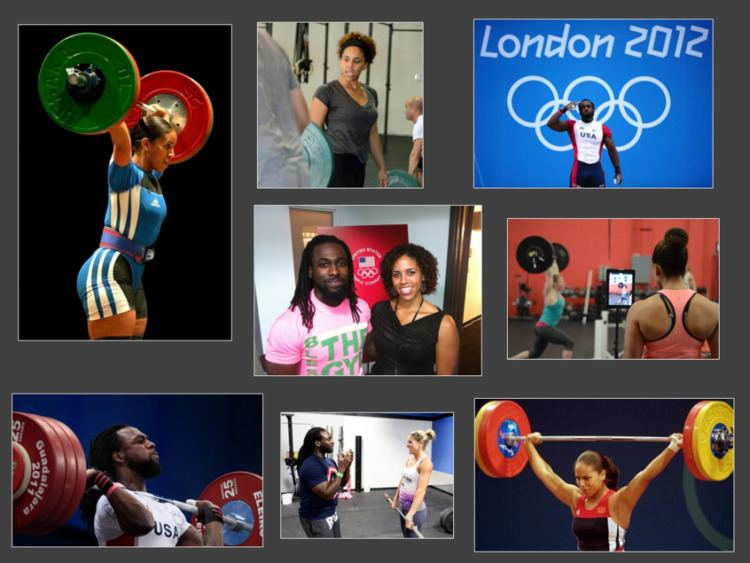 Cara Heads Olympic Weightlifting Mini Camp with Olympians Cara Heads