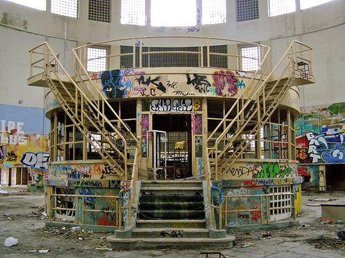 Carabanchel Prison Carabanchel Prison Control Centre Ignatius White Flickr