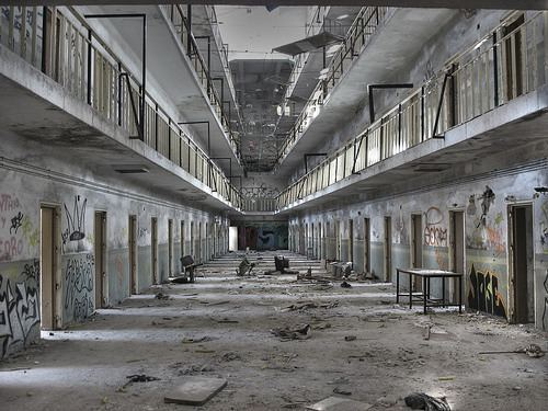 Carabanchel Prison Carabanchel Prison Madrid Spain Atlas Obscura