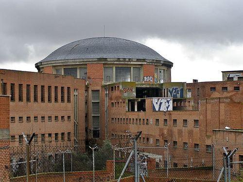 Carabanchel Prison Carabanchel Prison Mapping WampM