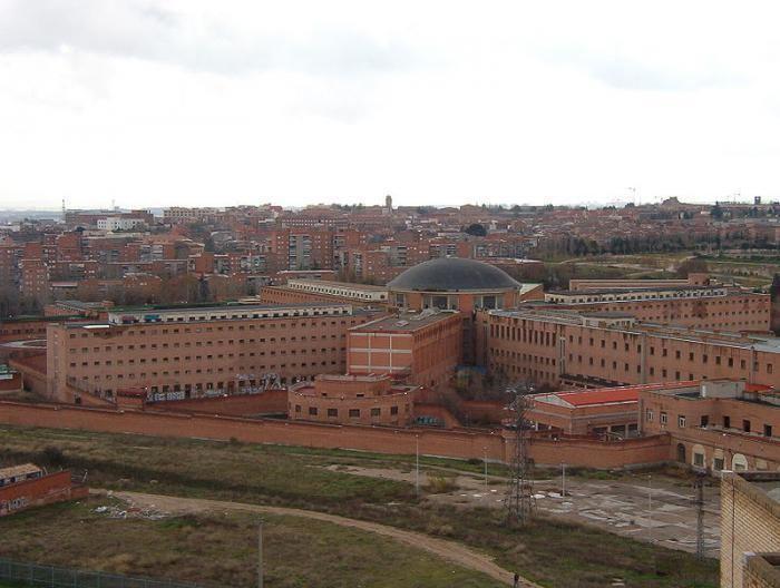 Carabanchel Prison Carabanchel Prison demolished Madrid